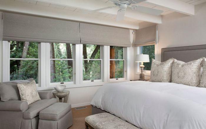 10 способов оригинально оформить окна в интерьере
