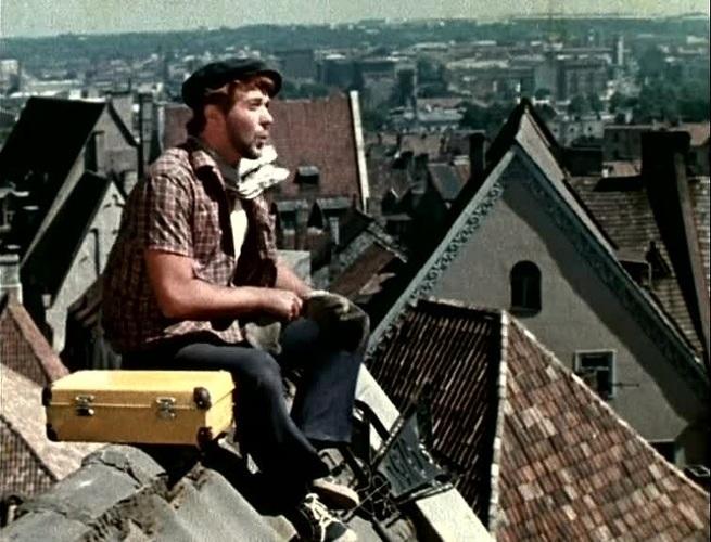"""Музыка кино: Песня про ветер из к/ф ''Приключения желтого чемоданчика"""""""