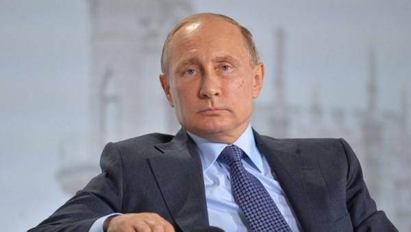 Владимир Путин готовит точеч…