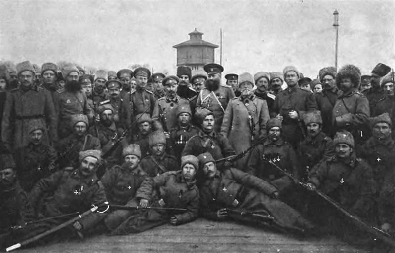 3-й Кавказский корпус на пут…