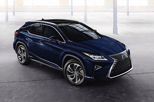 Lexus RX не бережет колени — объявлен отзыв в США