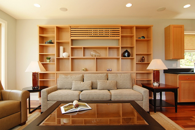 Кондиционер в интерьере квартиры – выбираем с умом!