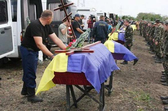 Наглядный показ: одессит продемонстрировал масштабы потерь украинской армии (ВИДЕО)