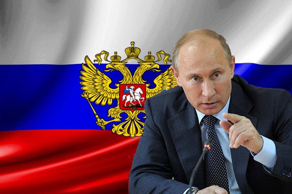 Обращение Путина - начало мо…