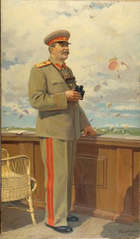 Речь Патриарха Алексия перед панихидой по И.В. Сталину