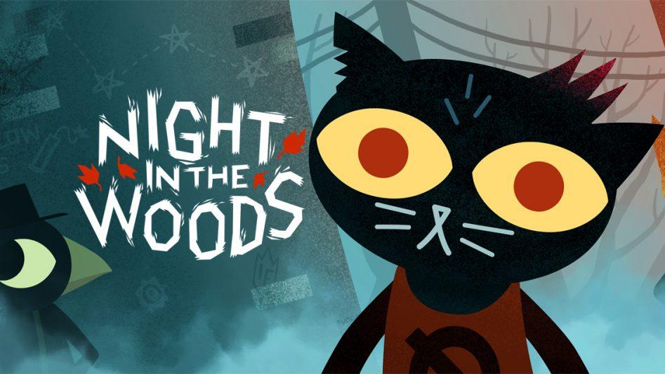 Обзор Night in the Woods: лучше поздно, чем никогда