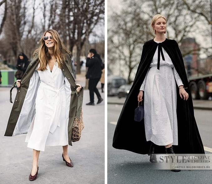 Какое выбрать белое платье на каждый день