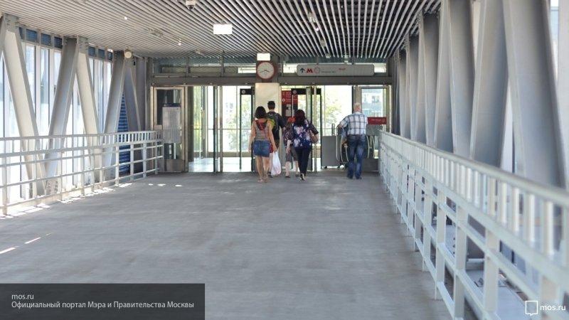 На МЦК появятся прозрачные пешеходные переходы