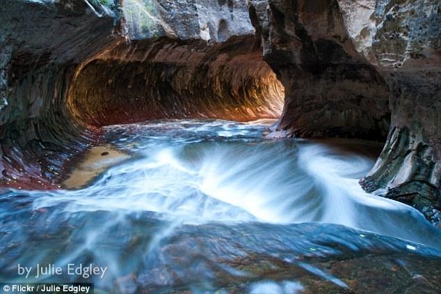 Zion Natural Park Subway: метро, созданное природой (США)