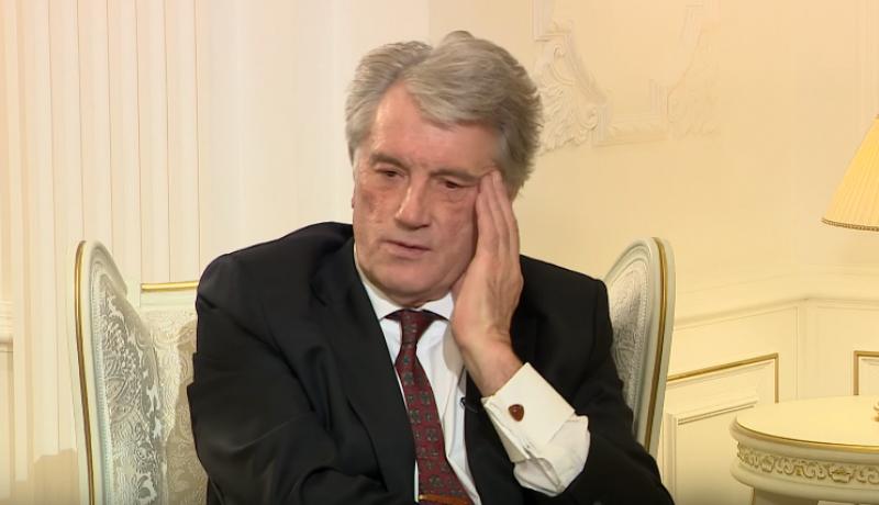 Ющенко отметился неожиданным заявлением о важности отношений с Россией