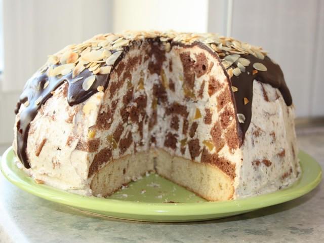 Панчо рецепт торт