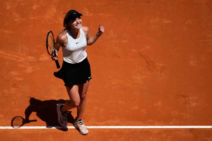 WTA поздравила Свитолину с Д…