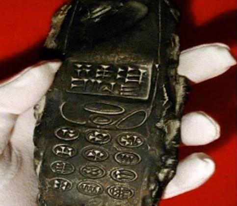 Археологи нашли в Австрии древний сотовый телефон