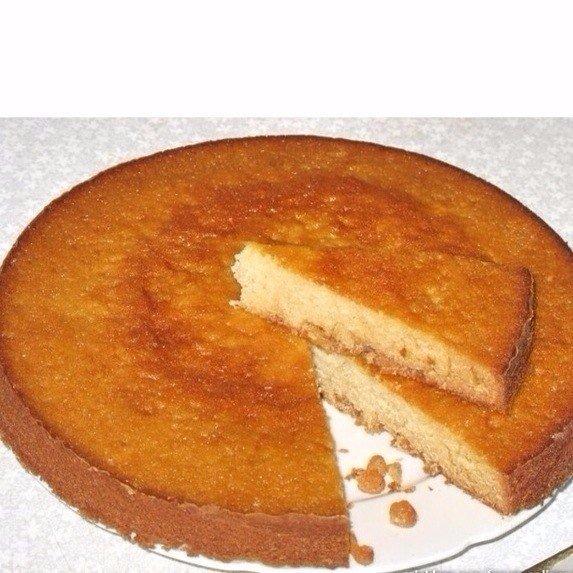 Пышный низкокалорийный пирог на кефире
