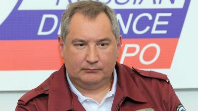 Рогозин исключил участие Рос…