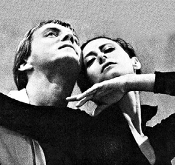 Первым мужем звезды был Марис ЛИЕПА. Фото: Operaibalet.ru