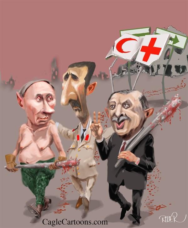 Путин, выведи войска, или Кто победил в Сирии