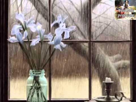 Барабанит в окна апрель