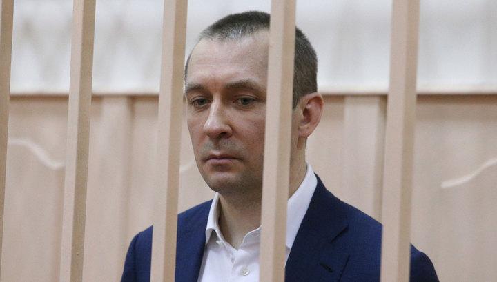 Полковник-миллиардер Захарченко не стал признавать вину