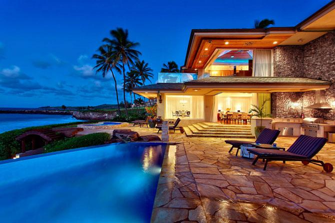 Гавайский элитный особняк