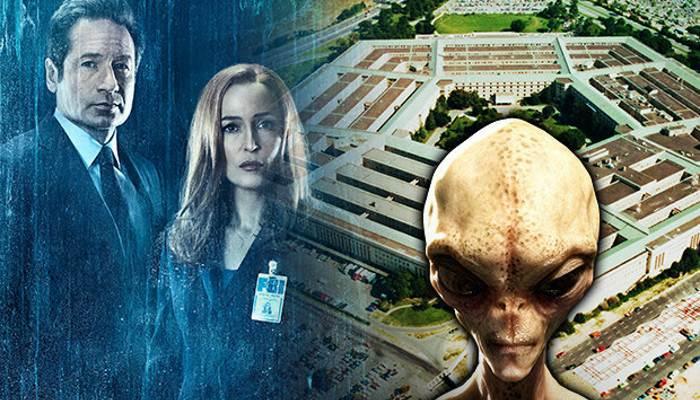 Пришельцы и Пентагон