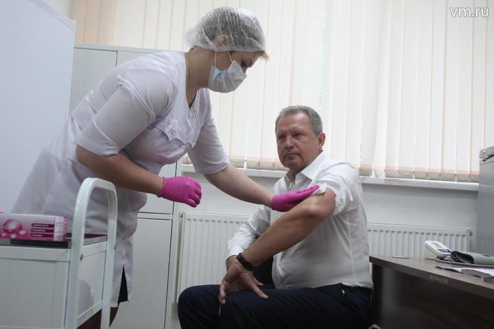 Грипп не пройдет — вакцинация начинается