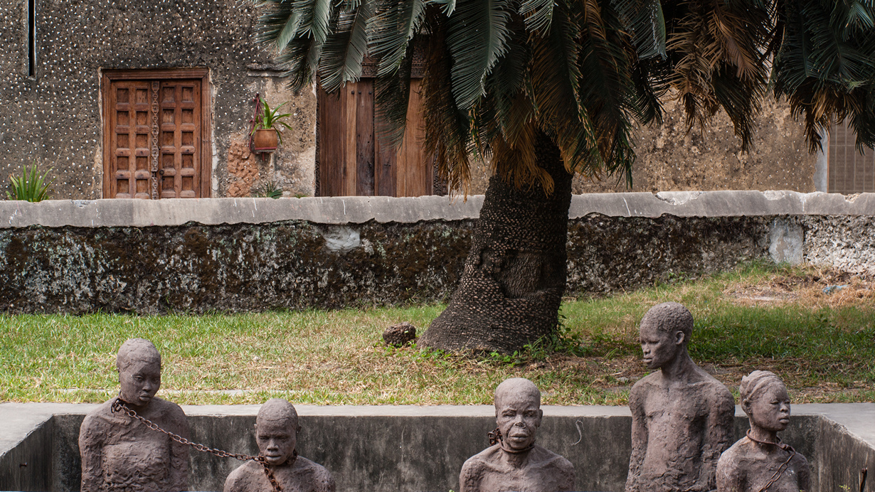 Памятник рабству. (Andrea Moroni)