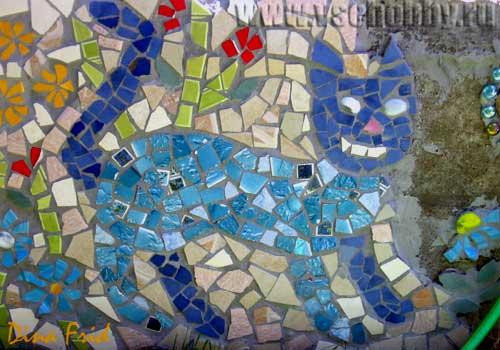 Как сделать мозаику самому
