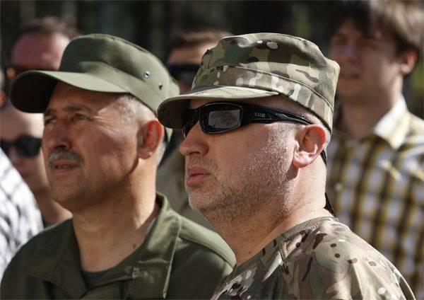 Турчинов: У нас новая армия. Мы соответствуем критериям НАТО