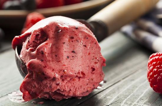 Идеальное мороженое в домашних условиях
