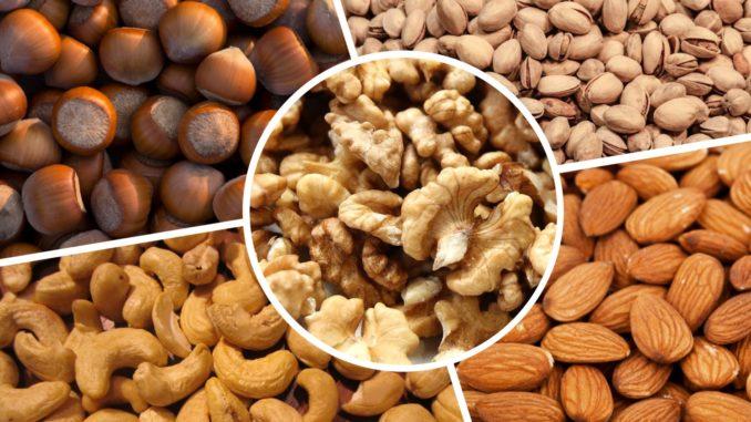 Какие орехи считаются самыми…