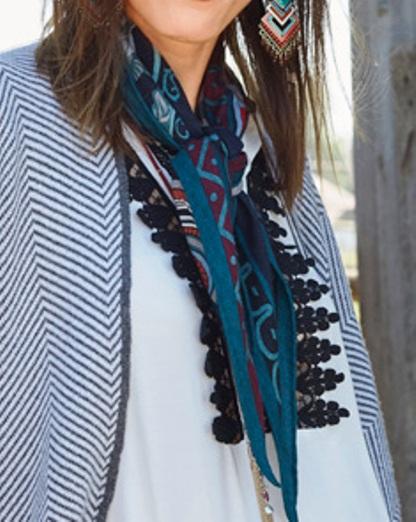 МК — орнаментальная вышивка своими руками