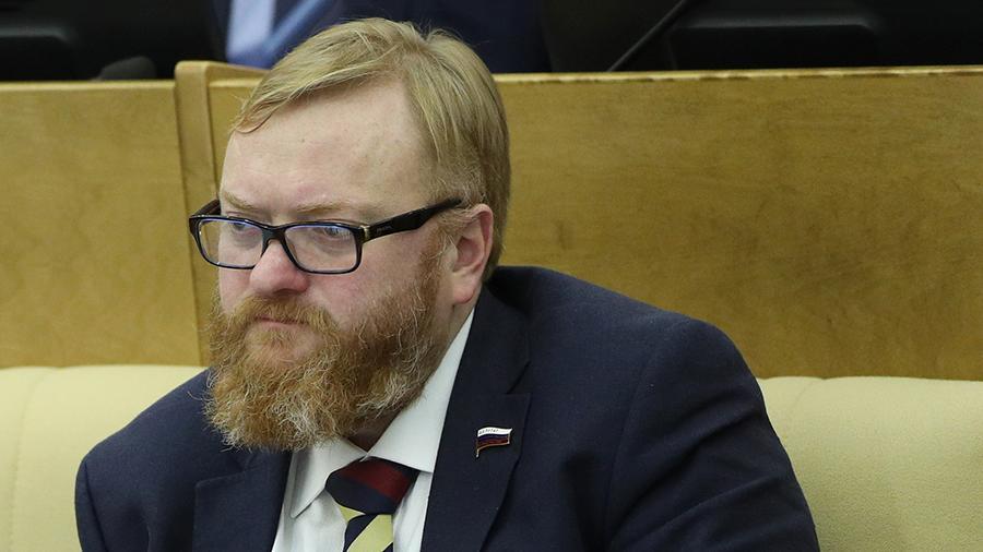 Милонов предложил альтернативу многоженству