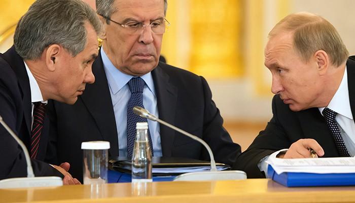 Путин делает ход конём: ссор…