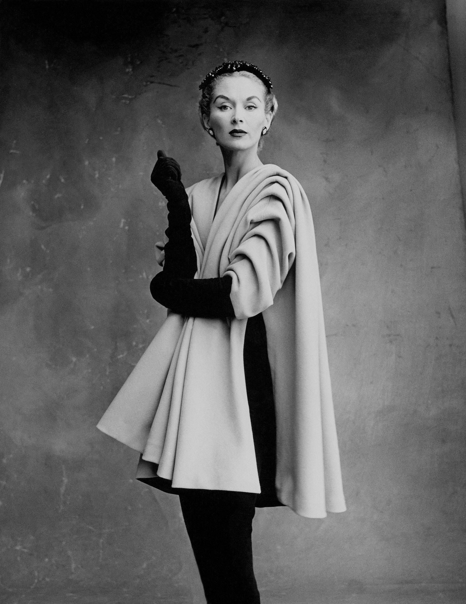 Лиза Фонсагривс – первая женщина, которую называли супермоделью