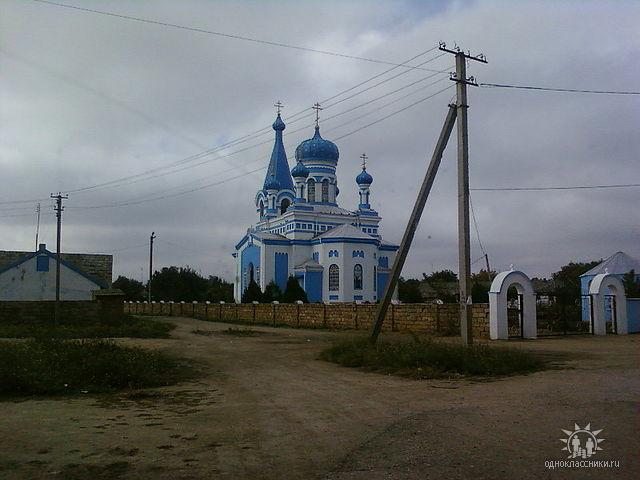 Церковь.Войково