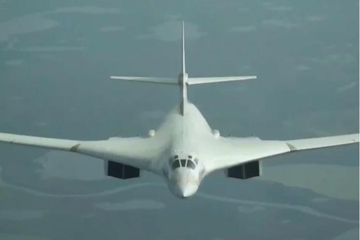 Ту-160 разместили в 200 километрах от США