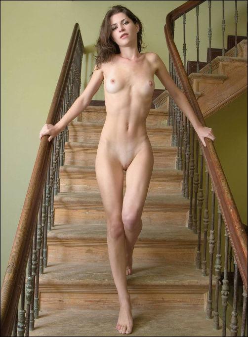 Нд фото голых тощих девушек с обложек