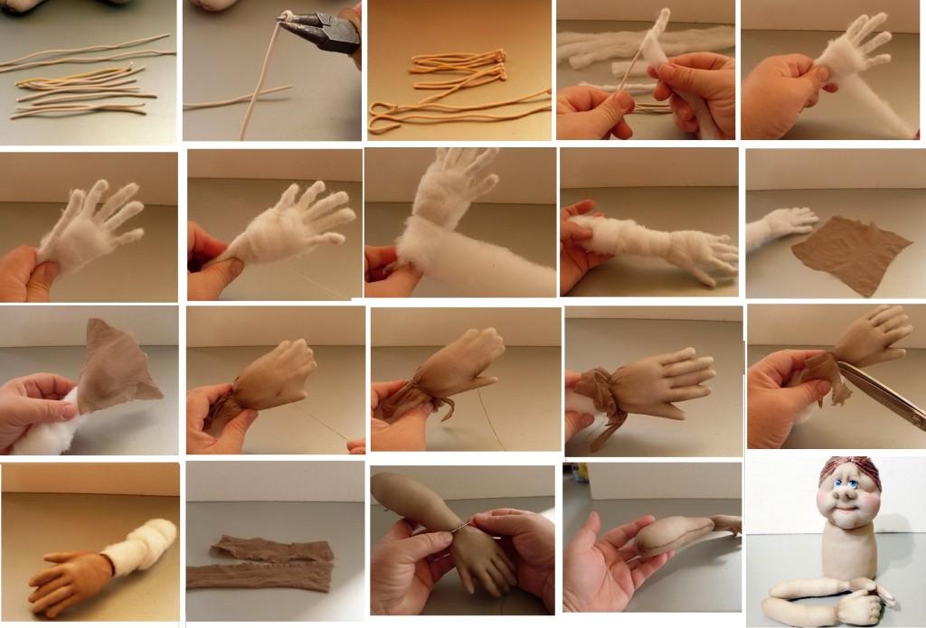 Куклы из колготок своими руками пошаговая инструкция с фото