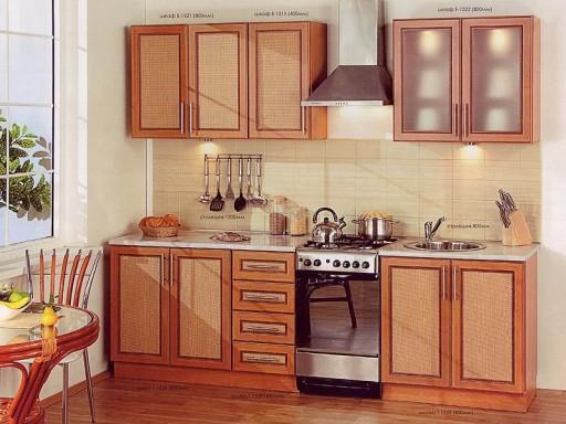 Как обновить старую кухонную мебель своими руками (38) 16