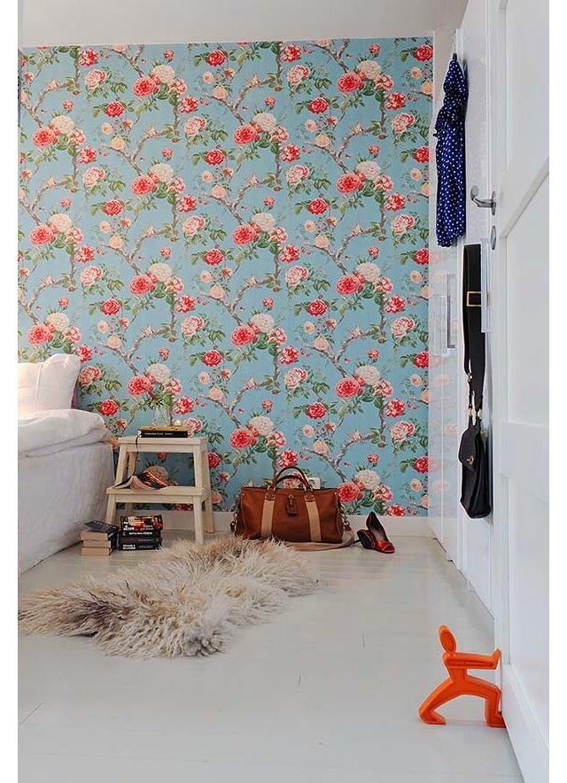 Спальня в цветах: бирюзовый, серый, светло-серый, бежевый. Спальня в стиле скандинавский стиль.