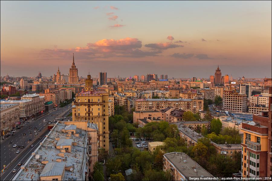 Москва — как много! Тезки Москвы в разных странах мира