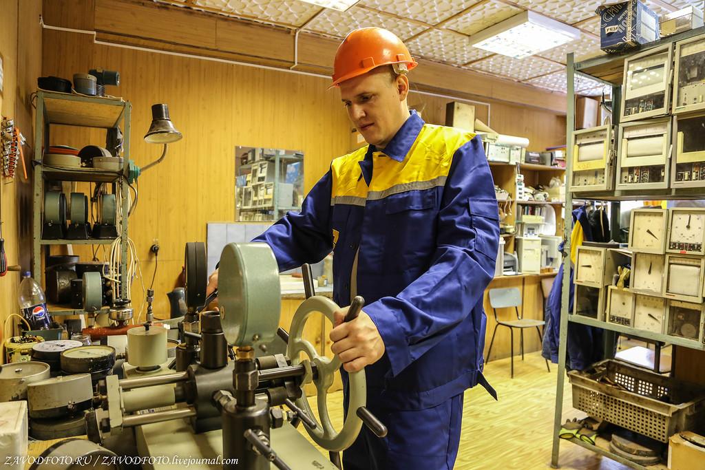 Обслуживание и ремонт оборудования тэц