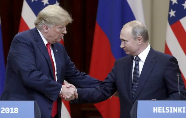 Путин иТрамп договорились осоздании совместной группы побизнесу