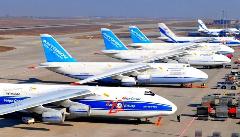 Возрождение Ан-124 «Руслан»:…