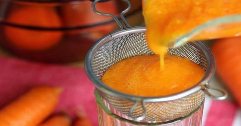 Морковкой по мокроте: простой морковный сироп лечит кашель и очищает легкие