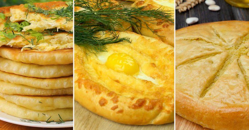 Рецепты грузинской выпечки