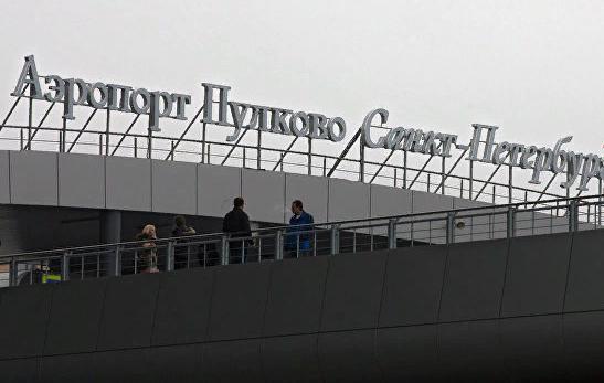 В Пулково не смог взлететь самолет
