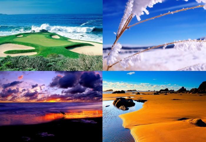 Прекрасные пейзажи Земли. Часть 2