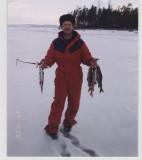 Рыбалка в Карелии в апреле